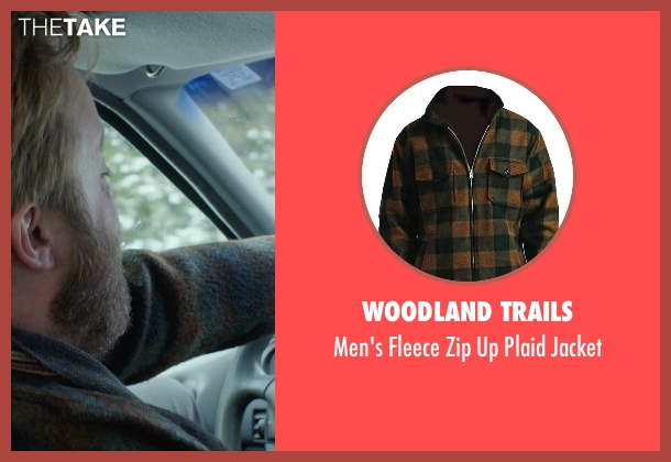 Woodland Trails brown jacket from If I Stay seen with Joshua Leonard (Denny Hall)