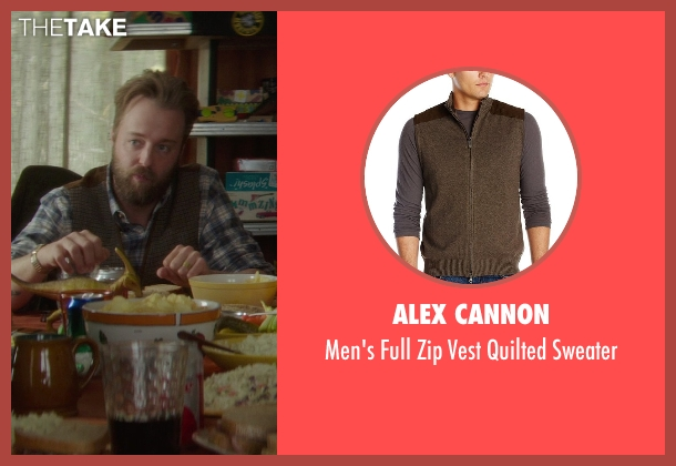 Alex Cannon brown sweater from If I Stay seen with Joshua Leonard (Denny Hall)