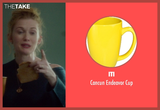 ITI cup from If I Stay seen with Joshua Leonard (Denny Hall)