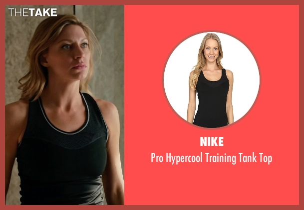 Nike black top from Mistresses seen with Josslyn Carver (Jes Macallan)