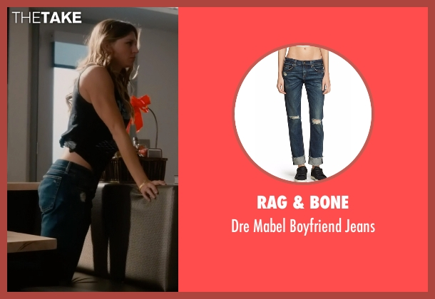 Rag & Bone blue jeans from Mistresses seen with Josslyn Carver (Jes Macallan)