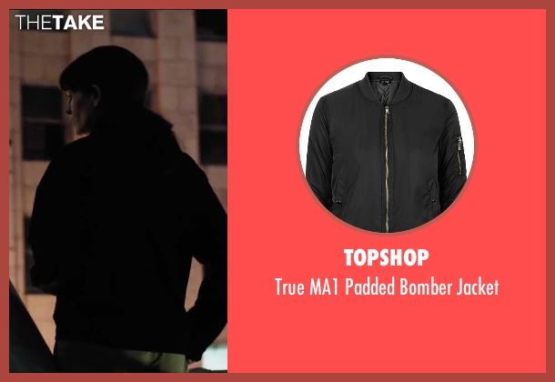 TopShop black jacket from Secret in Their Eyes seen with Julia Roberts (Jess)