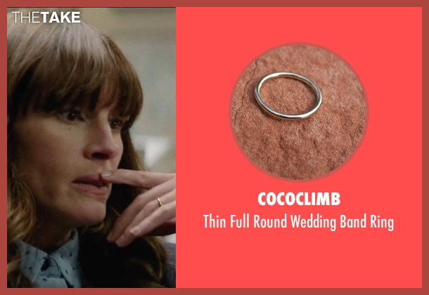 Cococlimb gold ring from Secret in Their Eyes seen with Julia Roberts (Jess)