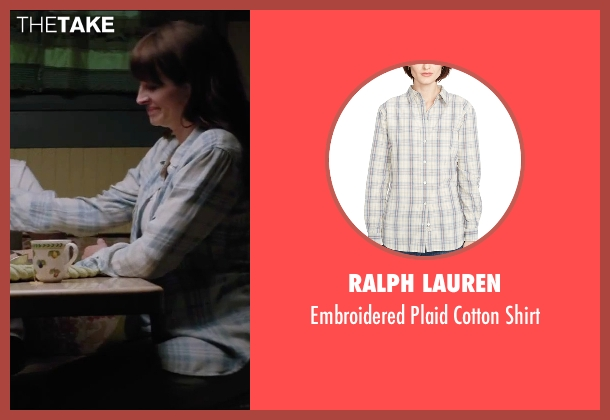 Ralph Lauren white shirt from Secret in Their Eyes seen with Julia Roberts (Jess)