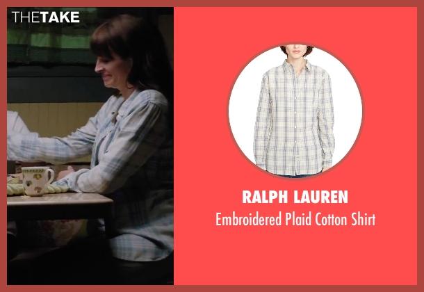 Ralph Lauren white shirt from Secret in Their Eyes seen with Julia Roberts (Jess)