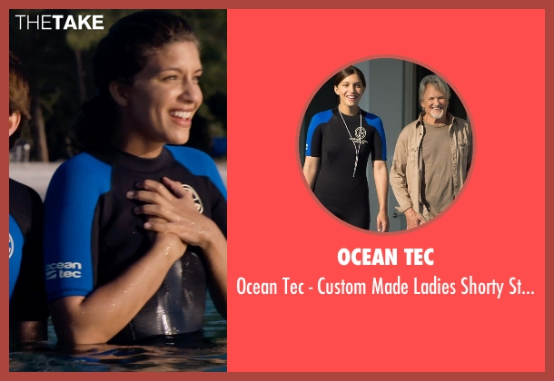 Ocean Tec wetsuit from Dolphin Tale 2 seen with Juliana Harkavy (Rebecca)