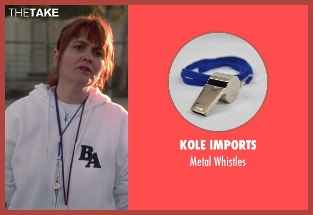 Kole Imports whistles from Clueless seen with Julie Brown (Ms. Stoeger)