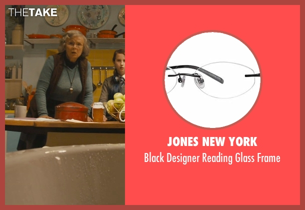 Jones New York black frame from Paddington seen with Julie Walters (Mrs. Bird)