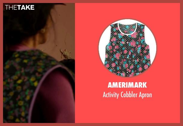 AmeriMark apron from The 33 seen with Juliette Binoche (María Segovia)