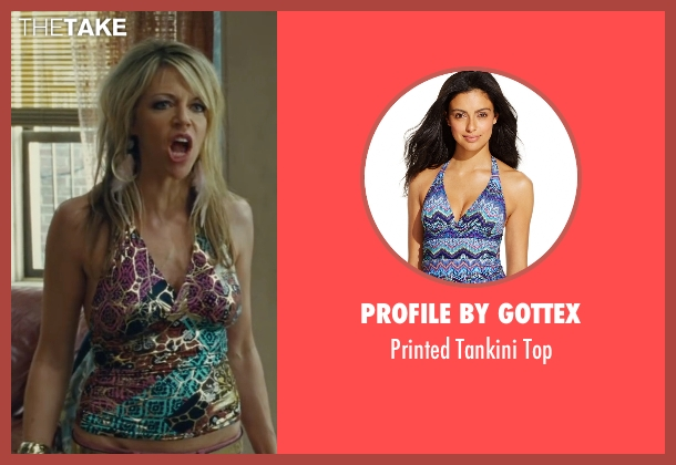 Profile By Gottex top from The Heat seen with Kaitlin Olson (Tatiana)