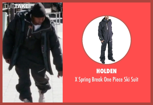 Holden  suit from Keeping Up With The Kardashians seen with Kanye West