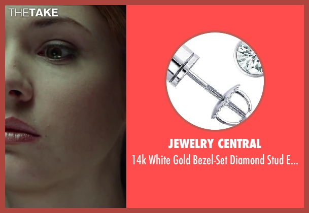 Jewelry Central earrings from Oculus seen with Karen Gillan (Kaylie Russell)