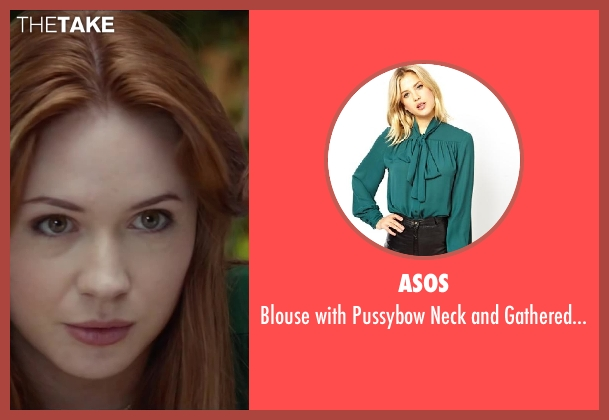ASOS front from Oculus seen with Karen Gillan (Kaylie Russell)