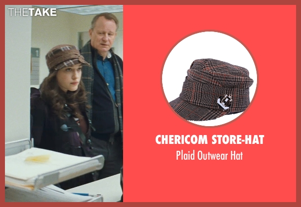 Chericom Store-Hat brown hat from Thor seen with Kat Dennings (Darcy Lewis)