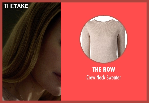 The Row beige sweater from Before I Wake seen with Kate Bosworth (Jessie)