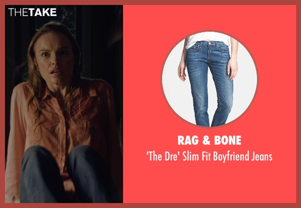 Rag & Bone blue jeans from Before I Wake seen with Kate Bosworth (Jessie)