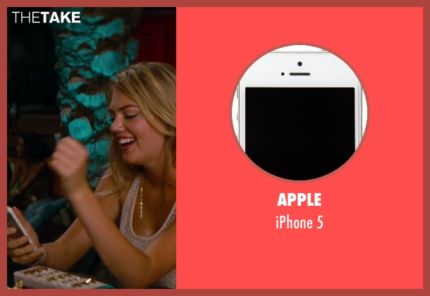 Apple 5 from The Other Woman seen with Kate Upton (Amber)