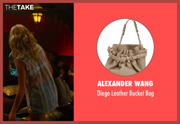 Alexander Wang beige bag from The Other Woman seen with Kate Upton (Amber)