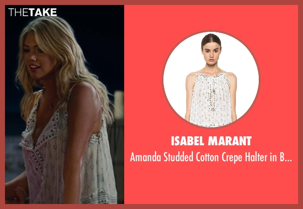 Isabel Marant blanc from The Other Woman seen with Kate Upton (Amber)