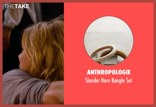 Anthropologie brown set from The Other Woman seen with Kate Upton (Amber)