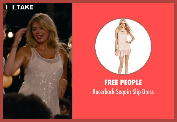 Free People dress from The Other Woman seen with Kate Upton (Amber)