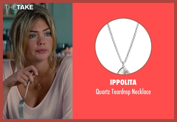 Ippolita necklace from The Other Woman seen with Kate Upton (Amber)