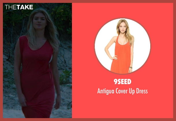 9seed red dress from The Other Woman seen with Kate Upton (Amber)