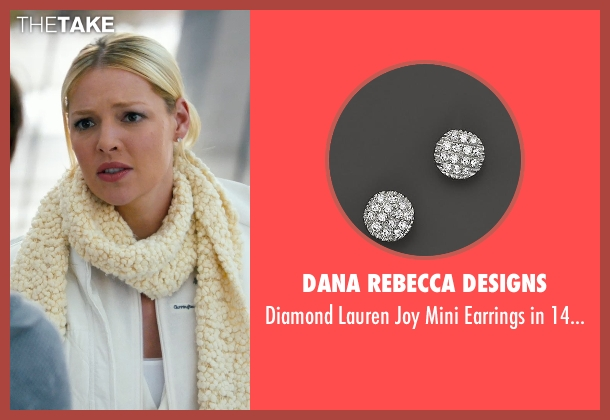 Dana Rebecca Designs gold gold from New Year's Eve seen with Katherine Heigl (Laura)