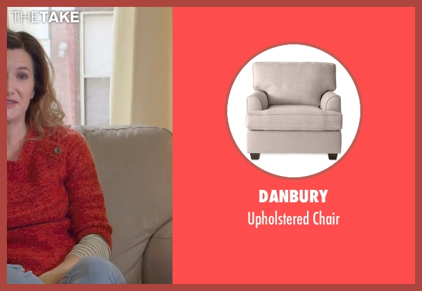 Danbury chair from The Visit seen with Kathryn Hahn (Unknown Character)