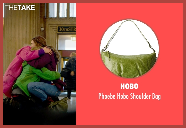 Hobo green bag from The Visit seen with Kathryn Hahn (Unknown Character)