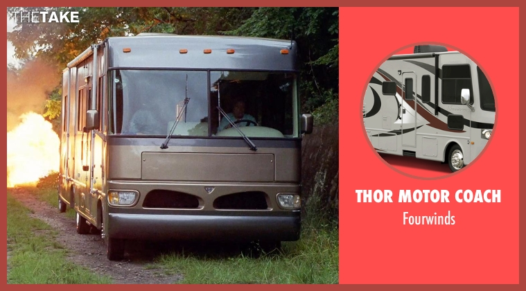 Thor Motor Coach fourwinds from Tammy seen with Kathy Bates (Leanor)