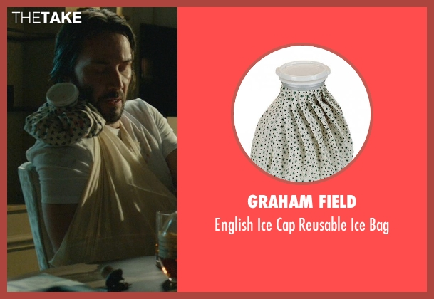 Graham Field bag from John Wick seen with Keanu Reeves (John Wick)