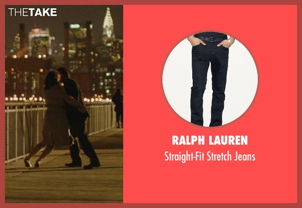 Ralph Lauren black jeans from John Wick seen with Keanu Reeves (John Wick)