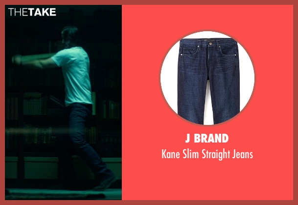 J Brand blue jeans from John Wick seen with No Actor (John Wick)