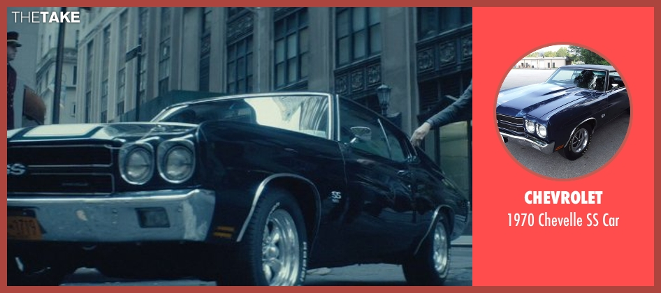 Chevrolet car from John Wick seen with Keanu Reeves (John Wick)