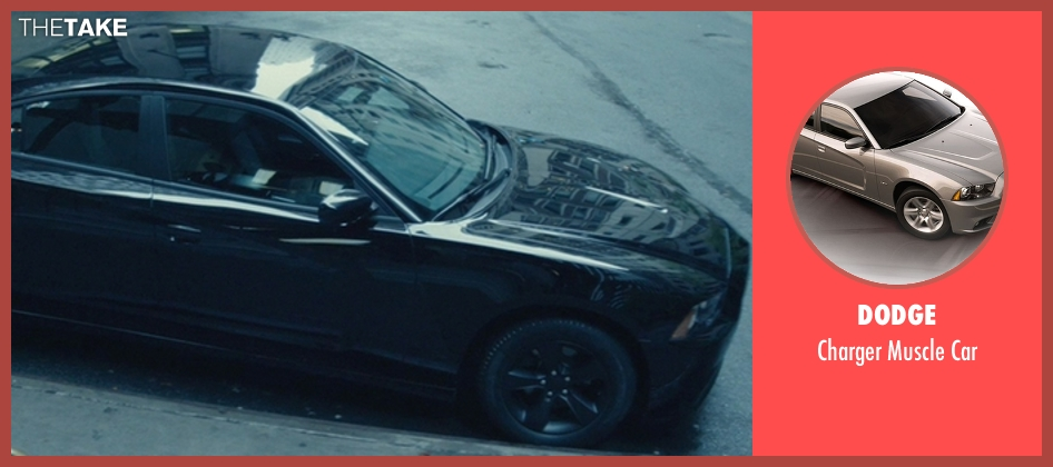 Dodge car from John Wick seen with No Actor (John Wick)