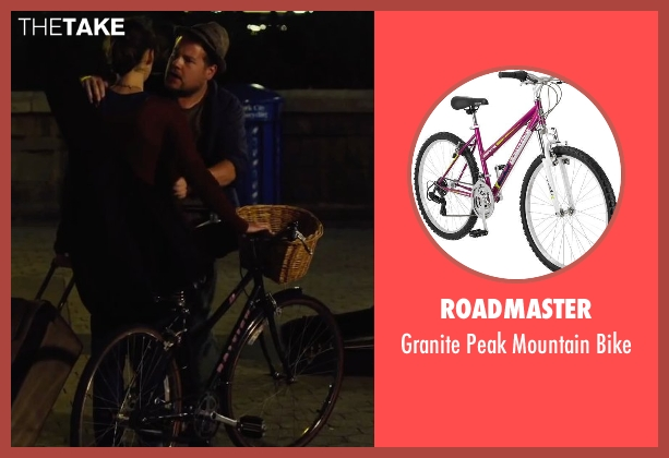 Roadmaster bike from Begin Again seen with Keira Knightley (Gretta)