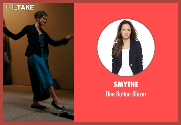 Smythe blue blazer from Laggies seen with Keira Knightley (Megan)