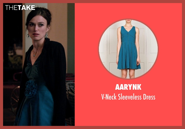 AarynK dress from Laggies seen with Keira Knightley (Megan)