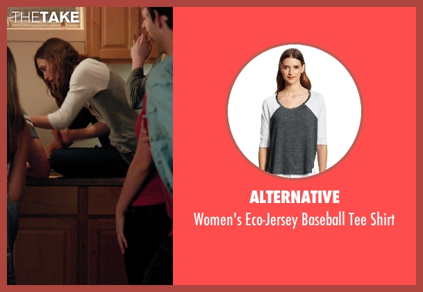 Alternative gray shirt from Laggies seen with Keira Knightley (Megan)