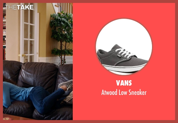 Vans gray sneaker from Laggies seen with Keira Knightley (Megan)