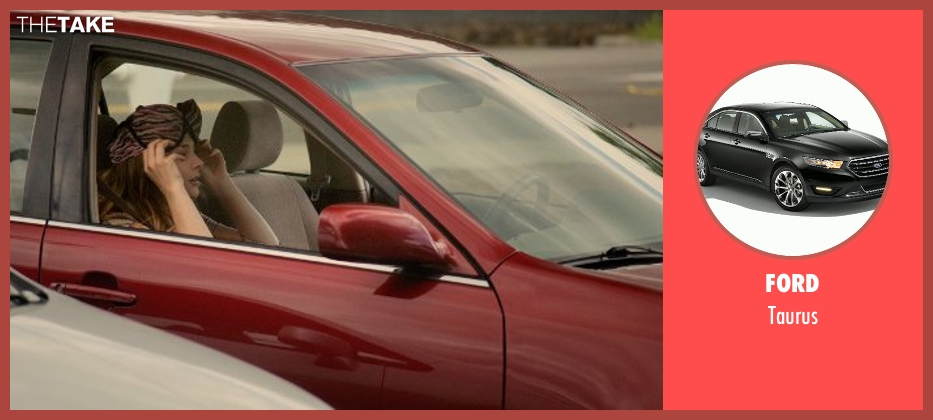 Ford taurus from Laggies seen with Keira Knightley (Megan)