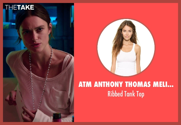 ATM Anthony Thomas Melillo white top from Laggies seen with Keira Knightley (Megan)
