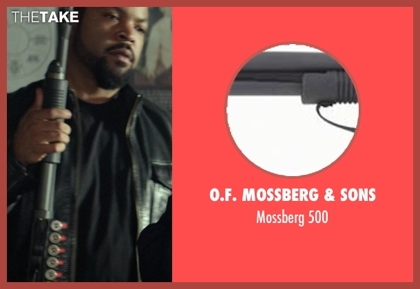 O.F. Mossberg & Sons 500 from Ride Along seen with Keith Walters (Shotgun Shooter)