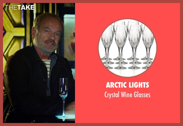 Arctic Lights glasses from The Expendables 3 seen with Kelsey Grammer (Bonaparte)