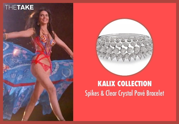 Kalix Collection silver bracelet from Keeping Up With The Kardashians seen with Kendall Jenner