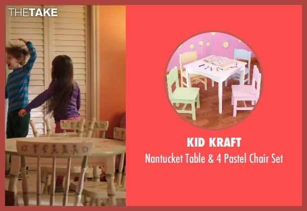 Kid Kraft set from Poltergeist seen with Kennedi Clements (Madison Bowen)