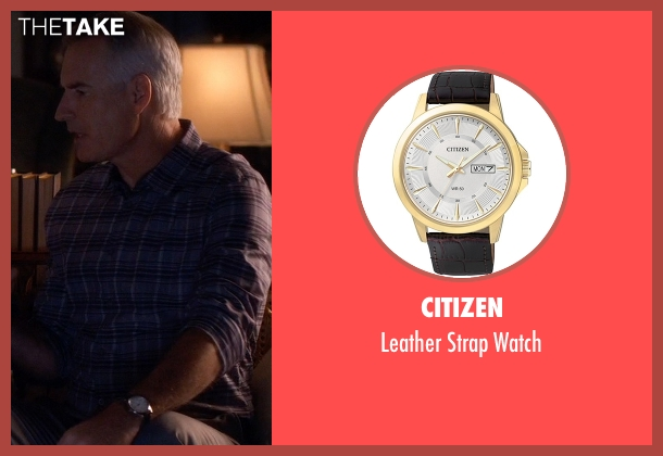Citizen gold watch from Pretty Little Liars seen with Kenneth DiLaurentis (Jim Abele)