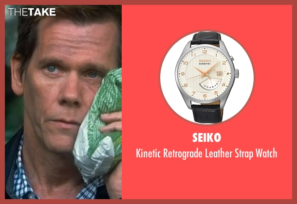 Seiko black watch from Crazy, Stupid, Love. seen with Kevin Bacon (David Lindhagen)