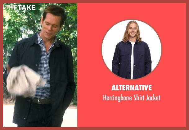 Alternative blue jacket from Crazy, Stupid, Love. seen with Kevin Bacon (David Lindhagen)